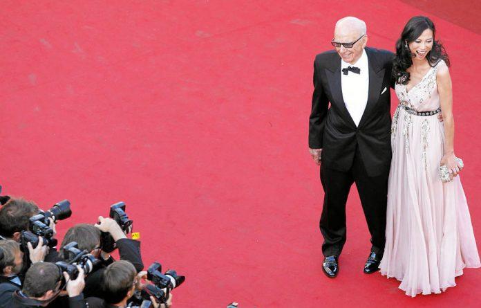 Rupert Murdoch is divorcing his wife Wendi Deng