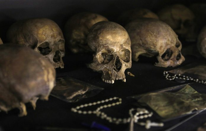 The Kigali Genocide Memorial Centre recalls the killing