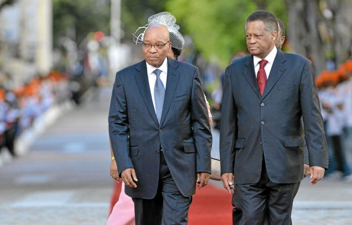 Max Sisulu asked his legal team to draft new parliamentary rules.