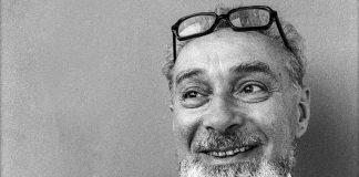 Italian writer Primo Levi around 1980.