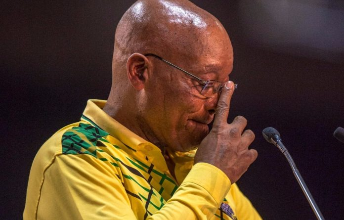 Former president Jacob Zuma's bad behaviour damaged his image and the ANC's.