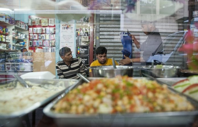 Fordsburg has long been a haven for Muslims who follow Islam's strictures on eating — and enjoy good food. Photos: Madelene Cronjé