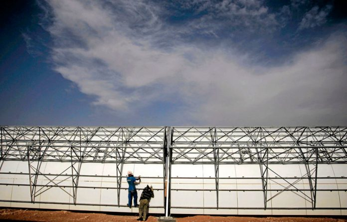 Solar-energy research used technologies based on local conditions.