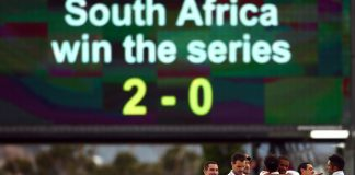 This is the Proteas' third straight test series win in Australia after their 2008 and 2012 successes.