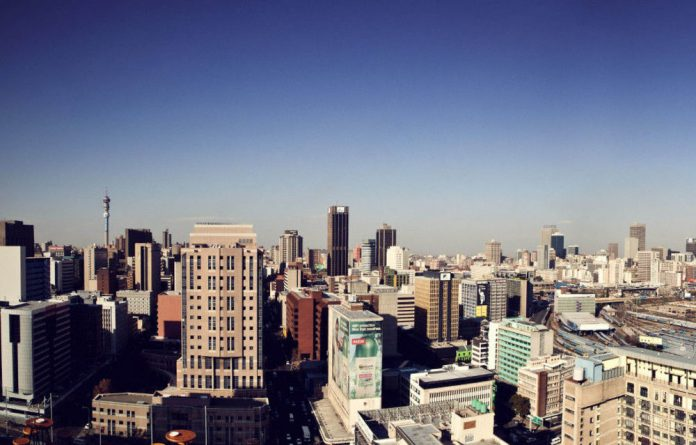There is a great need for low-income housing in Jo'burg's inner city