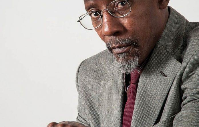 Poetry professor: Linton Kwesi Johnson