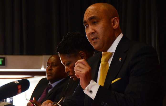 Abrahams' very appointment was the result of the President's abuse of power — Wim Trengove SC