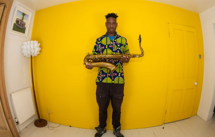 Shabaka Hutchings will be performing with the Kyle Shepherd Trio on January 7 and 8 in Cape Town.