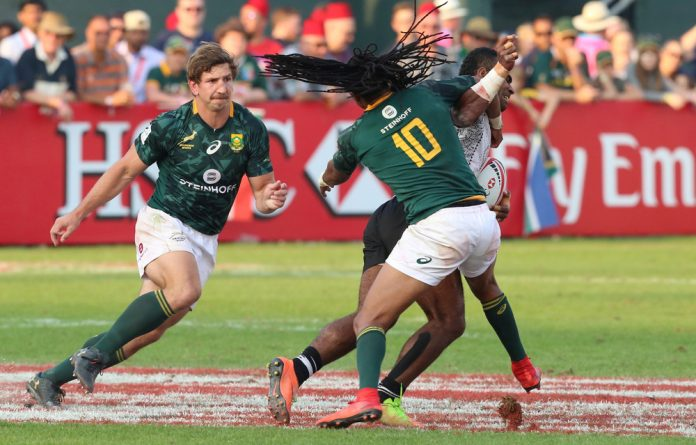 Steinhoff is the main sponsor of the Blitzboks.