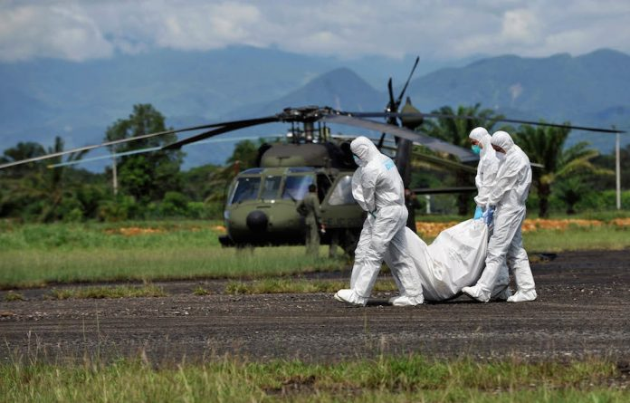 Rights abuses: Prosecutors in Colombia are investigating 3?000 cases where citizens were killed by troops to increase body counts