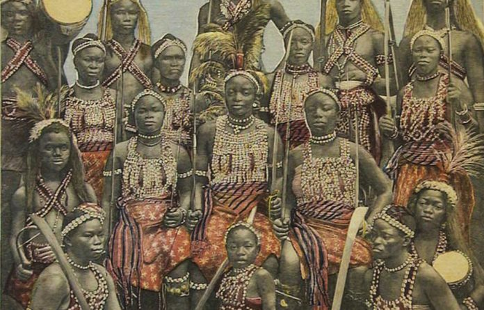 Not just Western ideology: The Dahomey Amazons of Benin are an example of feminism in Africa before the colonial era