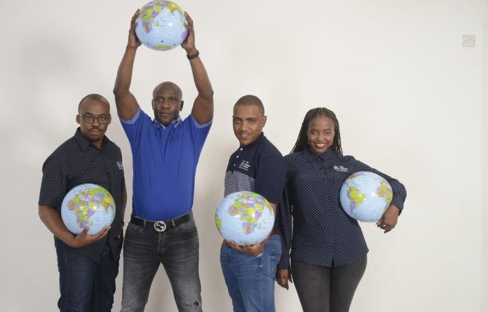 Some of the students on the successful Management Advancement Programme at Wits Business School