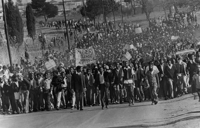 The Soweto riots of 1976 were part of a well-orchestrated reaction to apartheid
