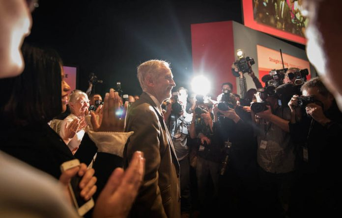 Britain's new Labour Party leader Jeremy Corbyn's recent conference speech was his last chance to make a good first impression on the wider electorate.