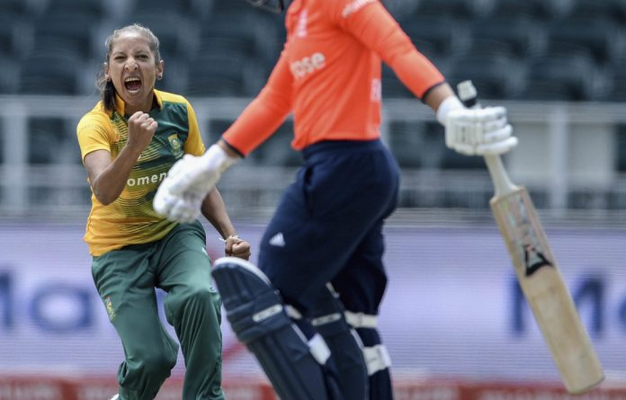 Proteas Women's Shabnim Ismail has bowled balls as fast as 128km/h and calls herself the fastest woman bowler in the world.