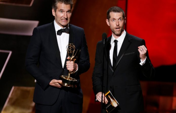 Game of Thrones creators David Benioff and DB Weiss.