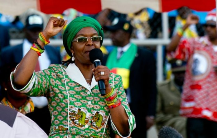 Grace Mugabe has reserved the right to charge Gabriella Engels with attempted murder.