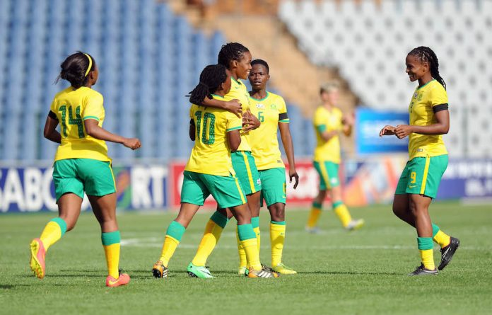 Not much to celebrate: Banyana Banyana missed out on the World Cup again.
