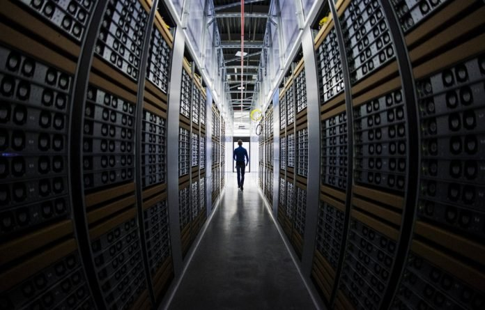 This Facebook server room in Swedish Lapland probably knows more about you than your neighbour does. Apple's chief executive praised the European Union for its move to protect people's privacy.