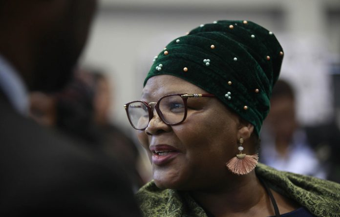 In her testimony to the state capture commission former ANC MP Vytjie Mentor alleged that a Gupta brother