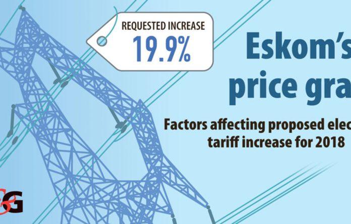'As electricity tariffs rise
