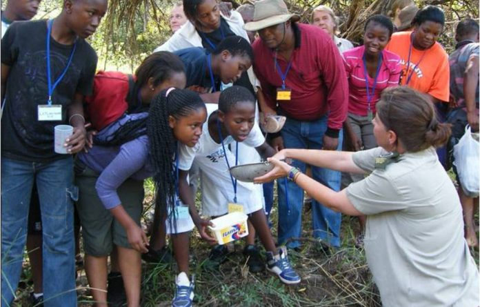 Education is vital to preserve the pristine headwaters of the Marico
