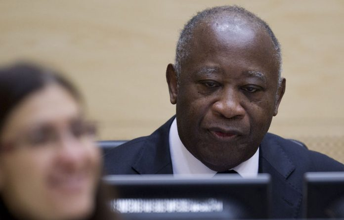 The ICC hearings are to last over a week with Laurent Gbagbo expected to speak on the final day