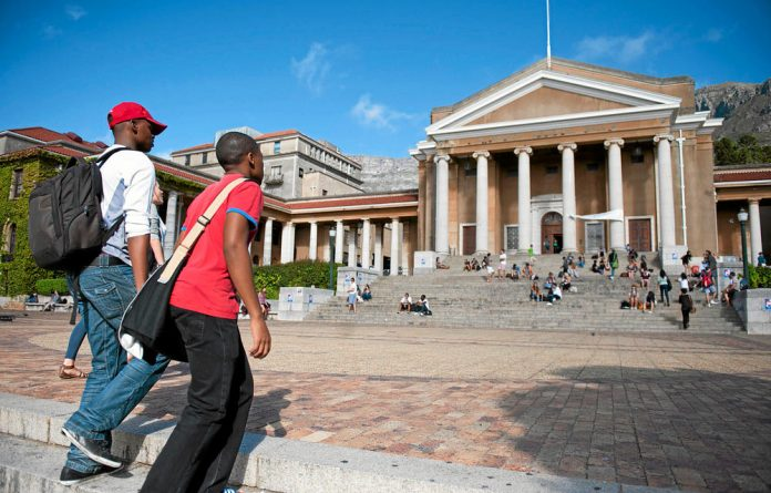 Semantics: The facade of UCT