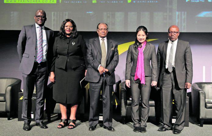 Tax Deliberation: Professor Thabo Legwaila