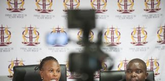 '...there is no sign that new public protector Busisiwe Mkhwebane has the appetite to continue on the course set by her predecessor.'