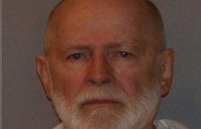A mugshot of James Bulger.