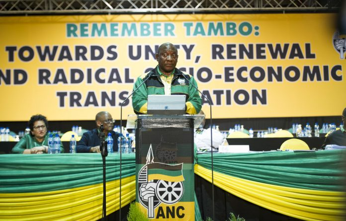 ANC president Cyril Ramaphosa has sought to clarify the fears surrounding the leadership of South Africa.