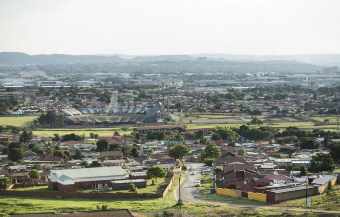 Mamelodi magic: The township
