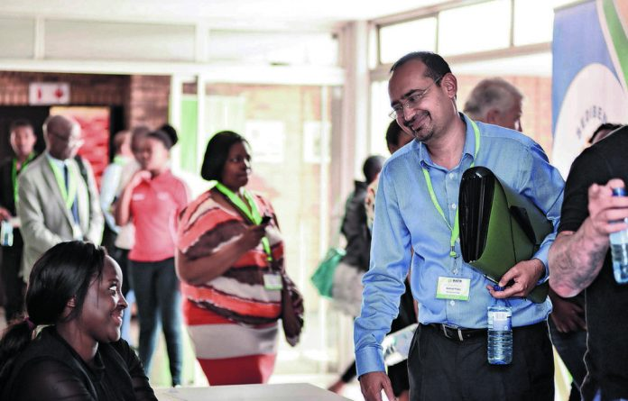 Delegates at the SATN Conference held at the VUT Science and Technology Park in Sebokeng