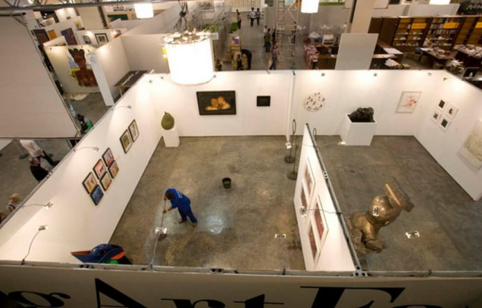 The Visual Arts Symposium is an addition to events related to the visual arts and literary space such as the FNB Joburg Fair. However it aims to interrogate ideas that speak to the work of black scholars and artists.