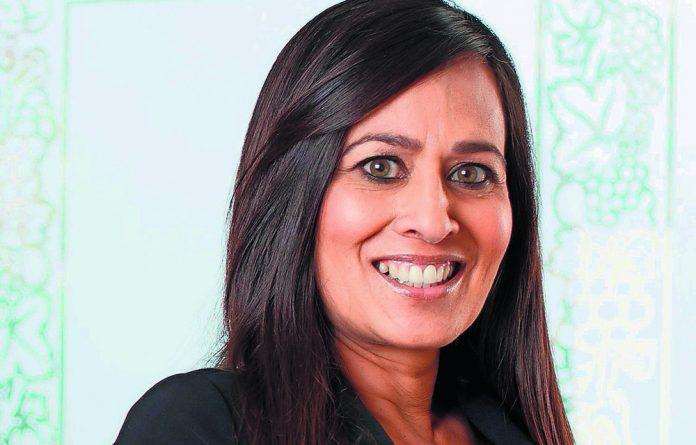 Maya Makanjee of Vodacom