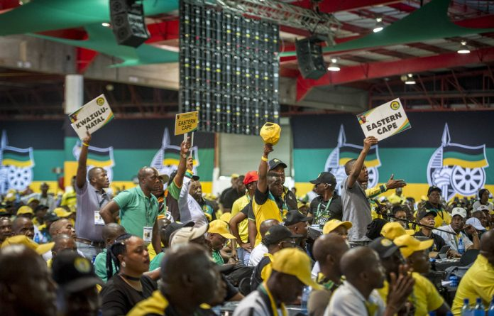 Loose cannon: The ANC's archaic political culture has prevented it from dealing effectively with the sins of incumbency. Photo: Madelene Cronje