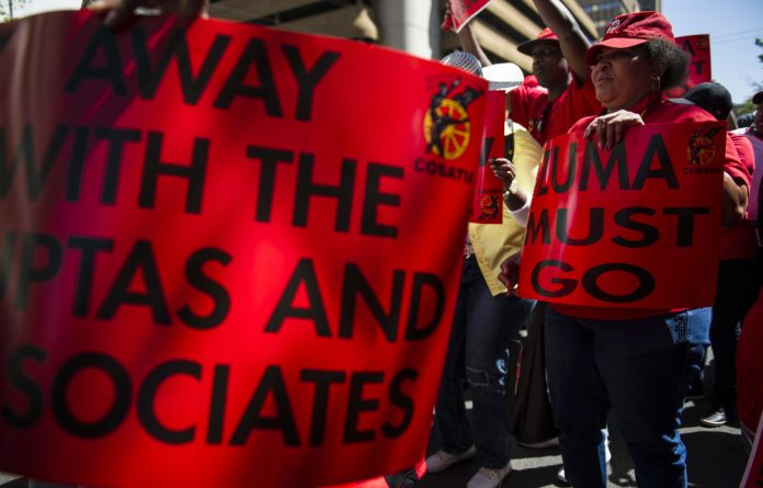 Strike down: Cosatu says about 100000 workers nationwide took part in the marches