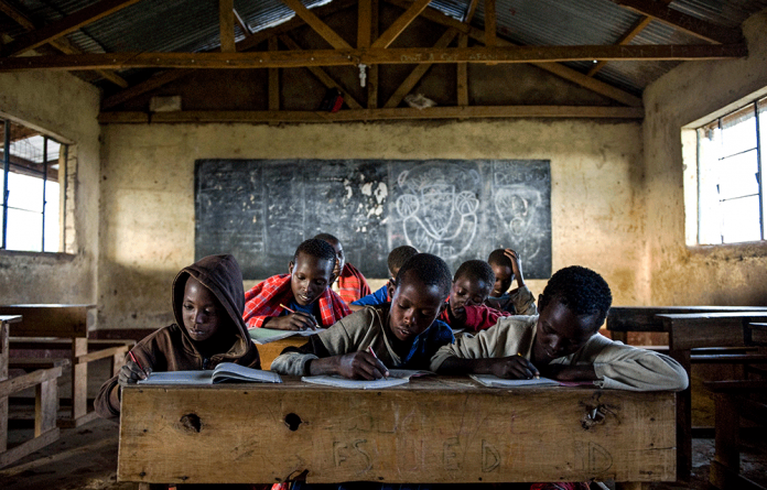 Education and skills development are the only secure foundation for inclusive economic growth - and Africa lacks those foundations.