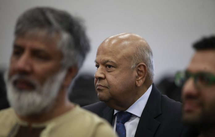 Gordhan's long-awaited testimony garnered widespread attention