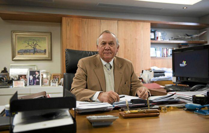 SARS commissioner Tom Moyane