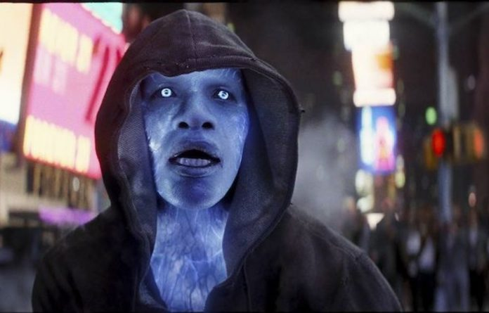 Jamie Foxx is a reluctant criminal in The Amazing Spider-Man 2.