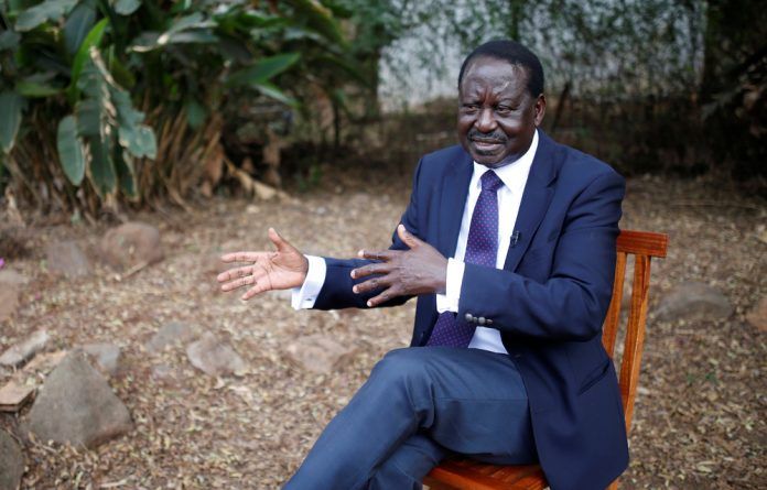 Raila may also have thrown open the presidential rerun to more candidates than the two envisaged by the IEBC.
