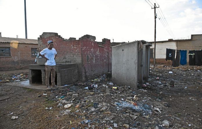 Political parties are campaigning to win wards such as Ikageng township in Tlokwe.