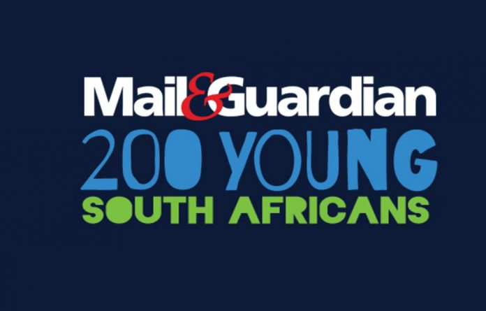 It's that time of the year again - get your nominations in now for the Mail & Guardian's top 200 young South Africans.