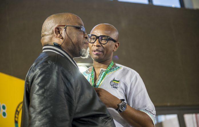 ANC spokesperson Zizi Kodwa