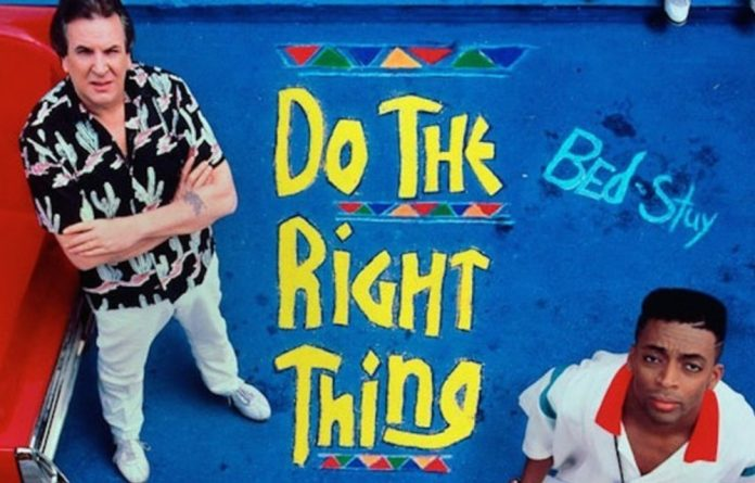 """Do The Right Thing"" was a challenge to Hollywood's cultural hegemony. Spike Lee fought to get the story told on his terms"