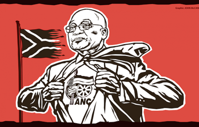 What a shame it is that even younger ANC leaders like Gigaba seem unable to imagine a politics beyond Zuma and the stagnation he represents.