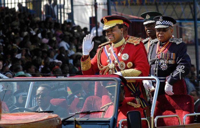 Delusions: King Mswati III