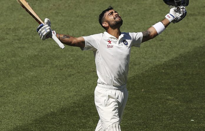 Cool: India captain Virat Kohli has become a polarising figure. Some of his ex-teammates have criticised his leadership style